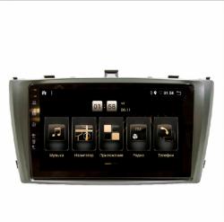 "Штатная магнитола Toyota Avensis 09-15 9"" BX 4/64 Android 10"
