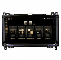 "Штатная магнитола Mercedes-Benz A-B 9"" BX 4/64 Android 10"