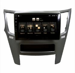 "Штатная магнитола Рамка Subaru Legacy 9"" 4/64 Android 10"