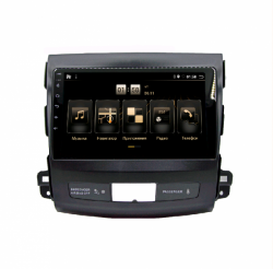 "Штатная магнитола Mitsubishi Outlander XL 9"" BX 4/64 Android 10"
