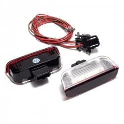 Led подсветка в двери LL036B VW/Skoda передние двери