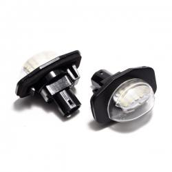 Светодиодный плафон подсветки номера Toyota Corolla/Alphard/Wish