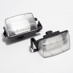 Светодиодный плафон подсветки номера Nissan/Infiniti