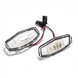 Светодиодный плафон подсветки номера Honda Civic/City/Legend/Accord