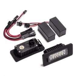 Светодиодный плафон подсветки номера AUDI/VW LL089