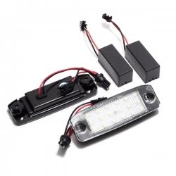 Светодиодный плафон подсветки номера  Hyundai Sonata
