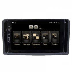 "Штатная магнитола  Mercedes-Benz ML/GL 164 9"" 6/4g/64G Android 10"