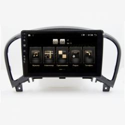 Штатная магнитола Nissan Juke (MTK) 4/2/16 Android8