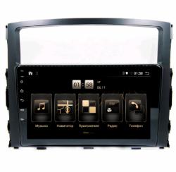 "Рамка Mitsubishi Pajero Wagon  9"" 4g/64G Android 10"