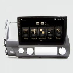 "Штатная магнитола  Honda Civic 06-11(BX51D) 10.1"""
