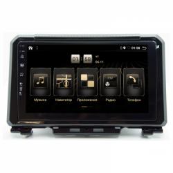 "Штатная магнитола  Suzuki Jimny 19+ 9"" 6/4g/64G Android 10"