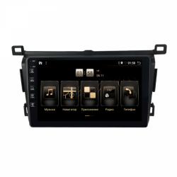 "Штатная магнитола Toyota Rav4 13-18 9"" BX 4/64 Android 10"