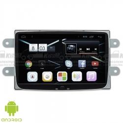 Штатная магнитола Renault Duster RedPower (D90-8700) Android