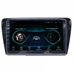 Штатная магнитола Skoda Octavia A7 (MTK) 4/1/16 Android8