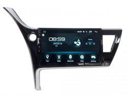 Штатная магнитола Toyota Corolla 17+ (DH2158) 8-core/4Gb Android 8