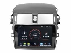 Штатная магнитола Toyota Corolla 07-12 (DK9124) 4-core/2Gb Android 8