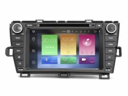Штатная магнитола Toyota Prius 09-13 (B7044L) 8core/4g/32G Android8