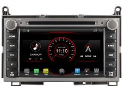 Штатная магнитола Toyota Venza (K6122) 4/2/16 Android9