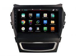 Штатная магнитола Hyundai SantaFe 13-17 (DT9266) T8/2/32 Android8