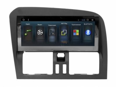 Штатная магнитола Volvo XC60 (D90-8766) T3/2G Android 7