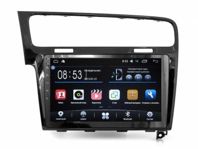 Штатная магнитола VW Golf 7 Black (F2003B) 4-Core/1G/16G Android6