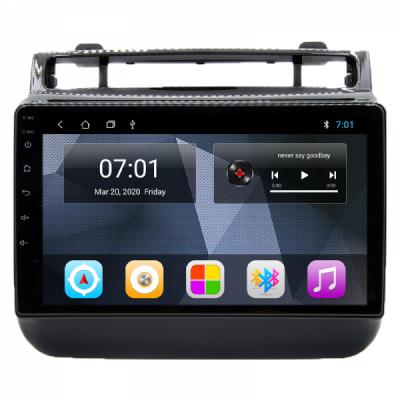 Штатная магнитола VW Touareg 11-15 T3/2/16 Android9