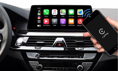 Адаптер Car Play для BMW (Apple carplay/Android auto)